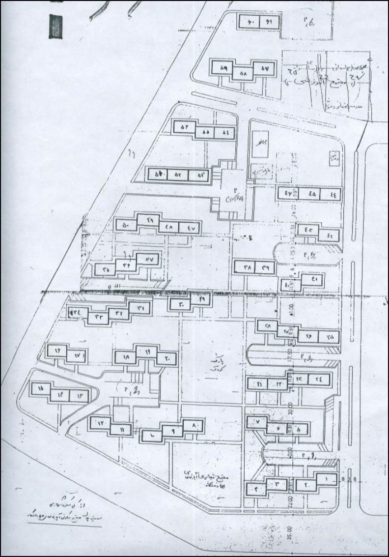 پاورپوینت مطالعات طرح 5 معماری