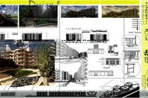 طرح 5 معماری