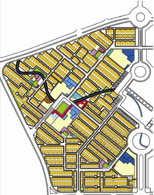 پروژه آماده سازی و تفکیک زمین منطقه 22 تهران