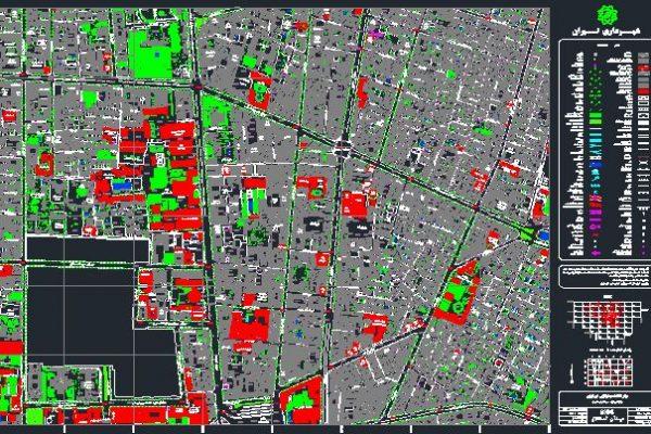 فایل های معماری منطقه 12 تهران