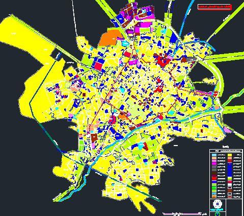 فایل های معماری ارومیه - دانلود نقشه اتوکد ارومیه