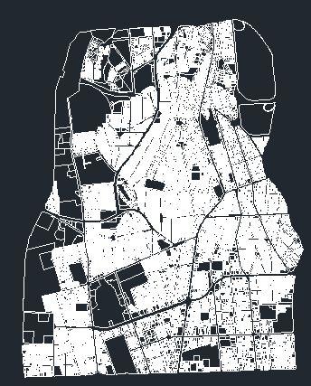 فایل های معماری منطقه 6 تهران نقشه اتوکد تهران