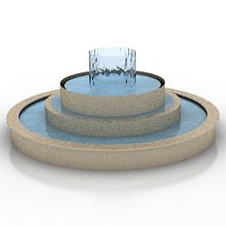 آبجکت آب نما