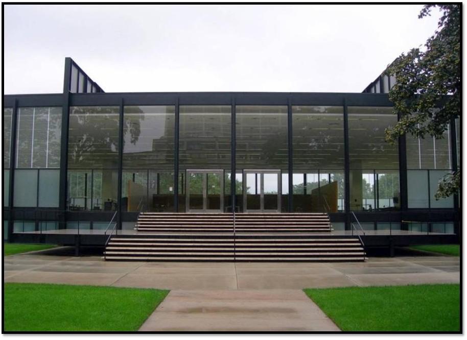 تحلیل فضاهای دانشگاه هاروارد