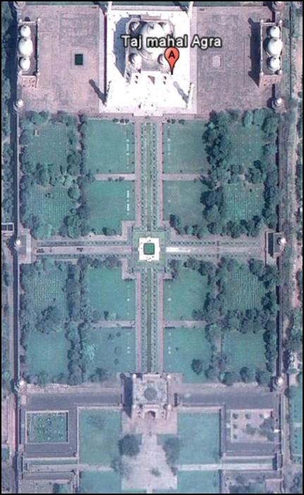 دانلود پاورپوینت معماری باغ های ایرانی