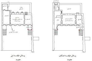 پروژه مرمت ابنیه مشهد